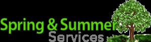 Spring & Summer Services
