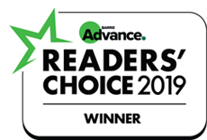 barrie advance readers choice