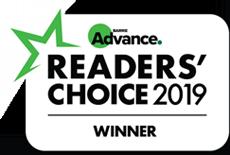 barrie advance readers choice