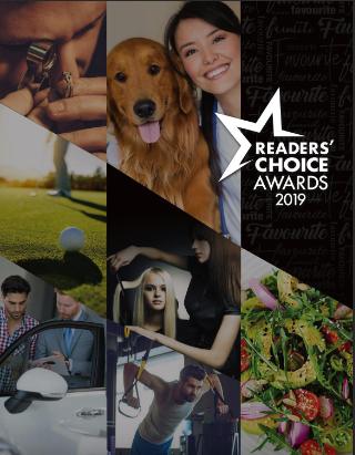 Readers Choice Award Winner