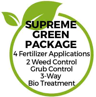 Supreme Green Package